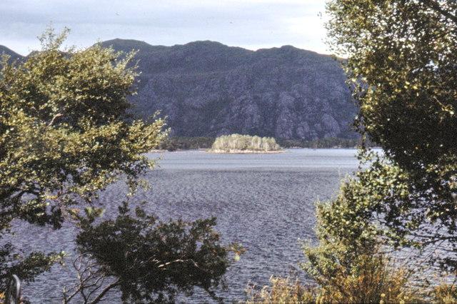 Loch Maree - 1981