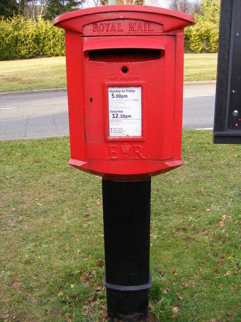 Lancaster Drive Postbox