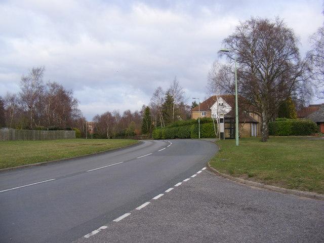 Eagle Way, Martlesham Heath