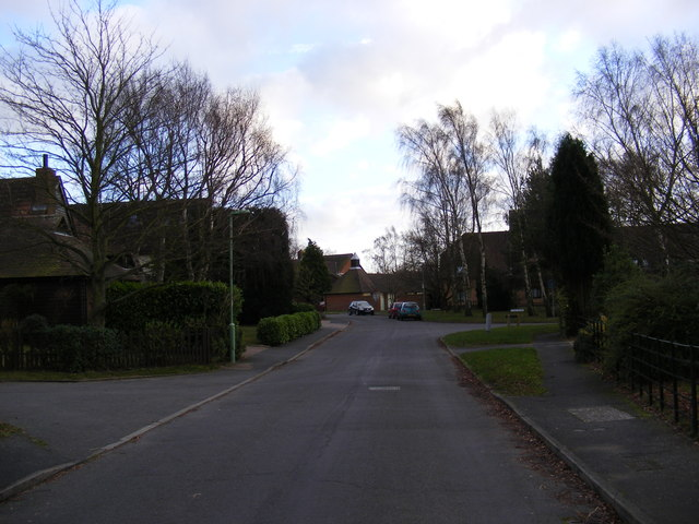 Lancaster Drive, Martlesham Heath