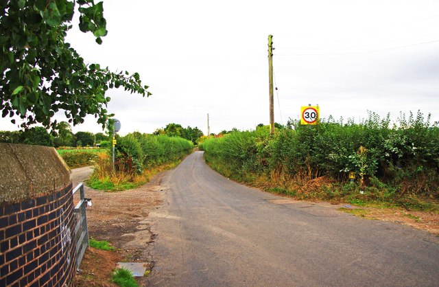 Rectory Road, Donington