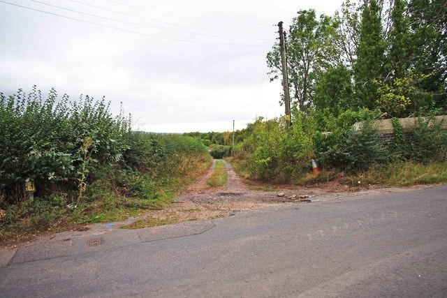 Sandy Lane, near Donington