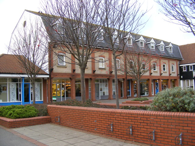 Shops in The Square, Martlesham Heath