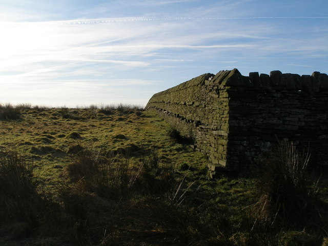 Wall on Deerplay Moor