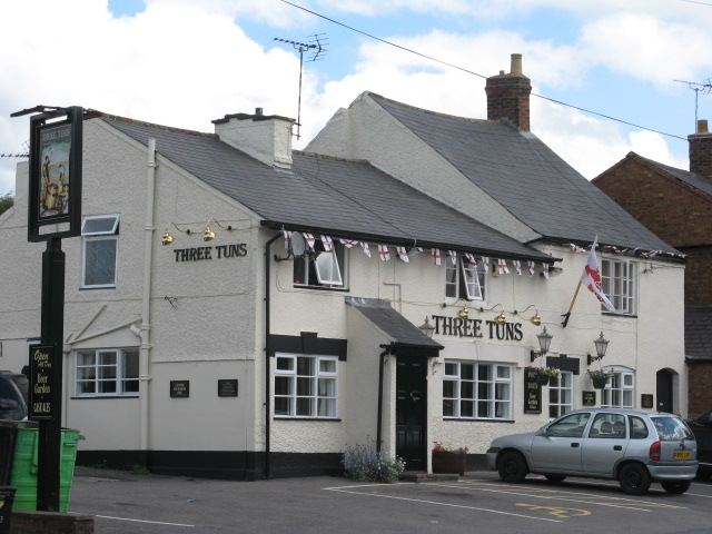 Barlestone Three Tuns Pub