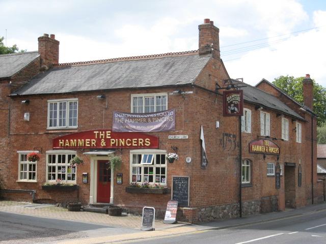 Barrow on Soar Hammer & Pincers Pub