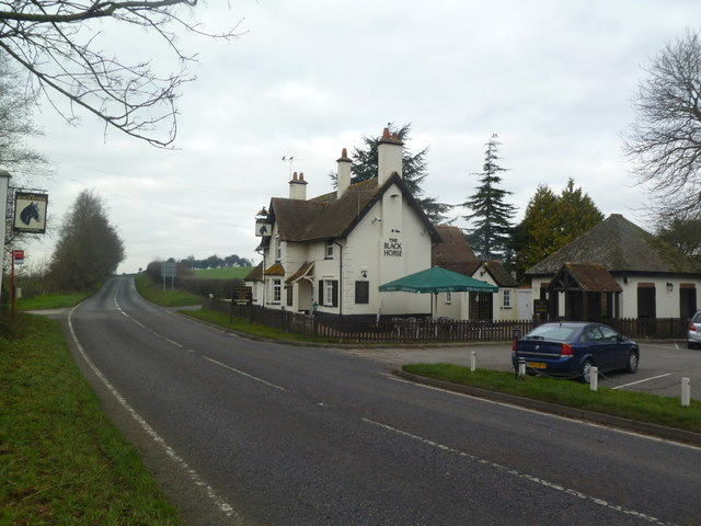 Sturminster Marshall, The Black Horse