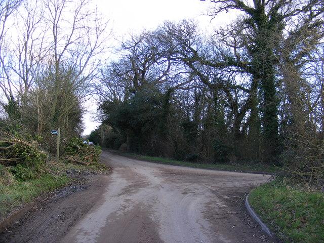 Bowman's Lane junction