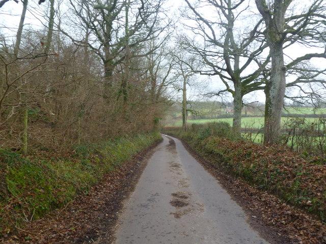 Corfe Mullen, Red Lane