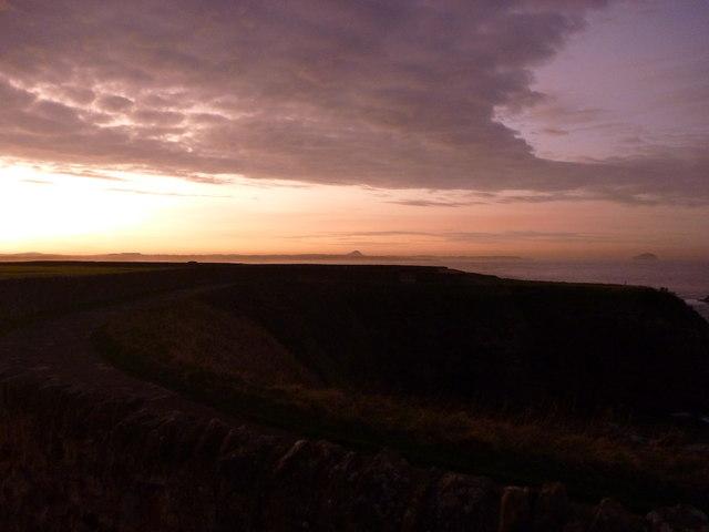 Coastal East Lothian : Dunbar Clifftop Walk