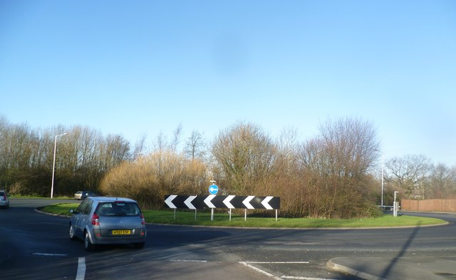 Brownedge Roundabout
