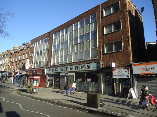 Egg Stores, Stamford Hill