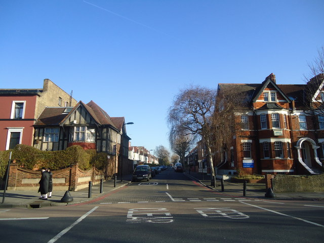 Moresby Road, Upper Clapton