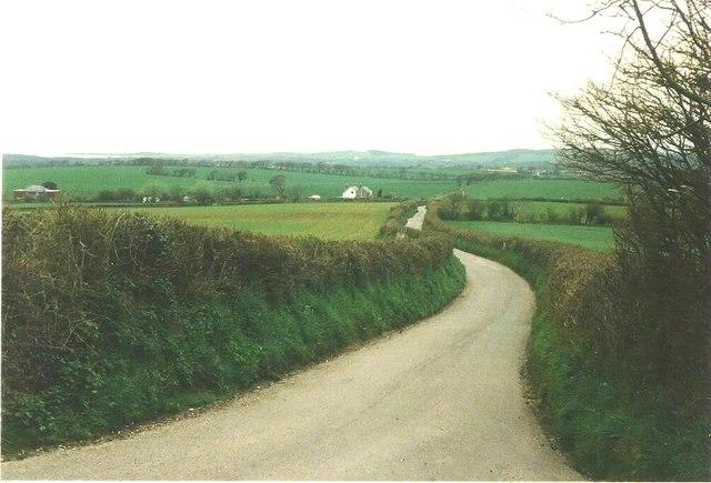 Betty Haunt Lane in 1988