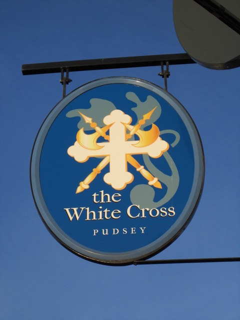 The White Cross, Pudsey