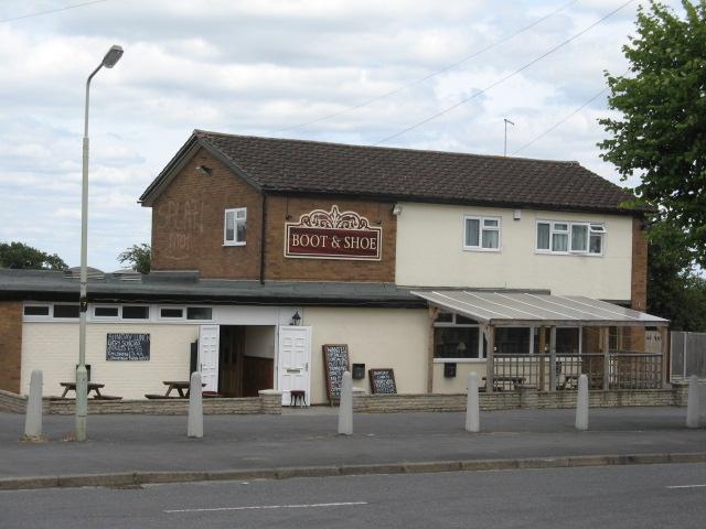 Barwell Boot & Shoe Pub