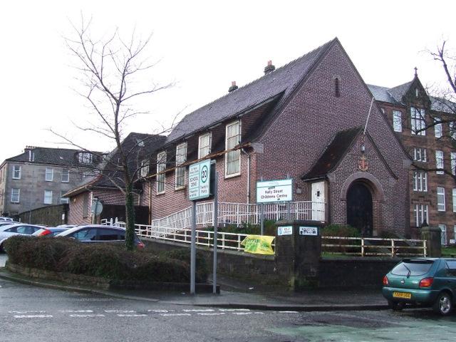 Boys Brigade hall