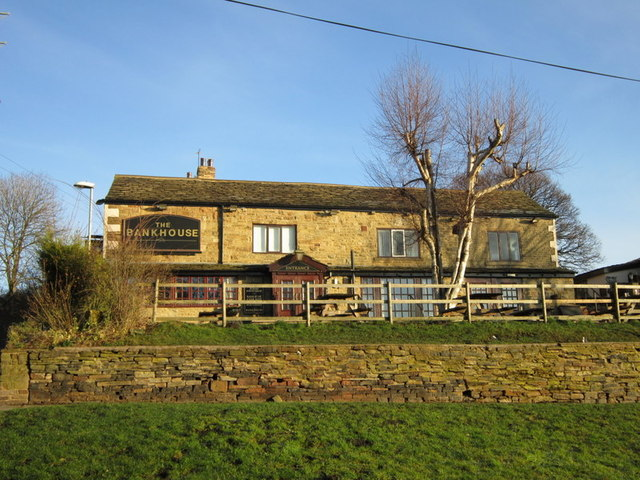 The Bankhouse at Bankhouse, Pudsey