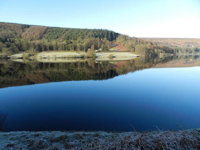 Gores Farm, Upper Derwent Reservoir
