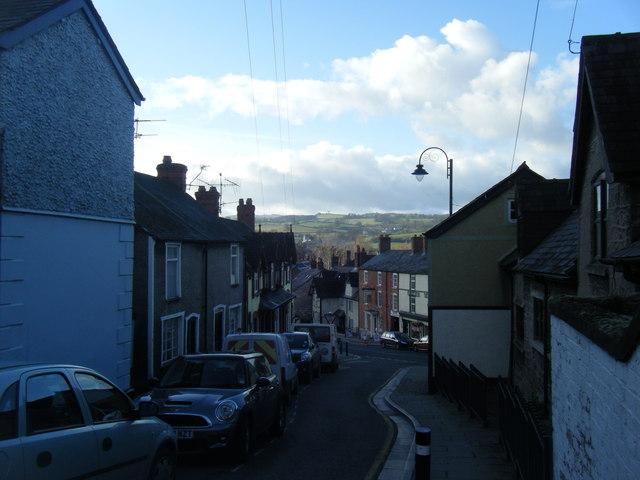 Upper Clwyd Street