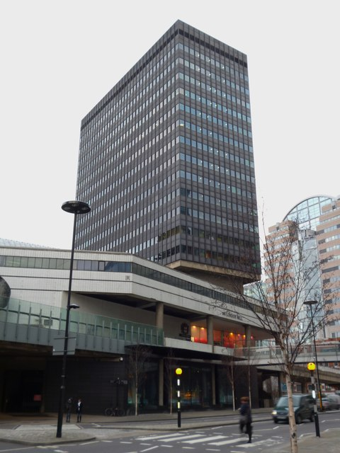 140 London Wall Ec2 Robin Sones Geograph Britain And
