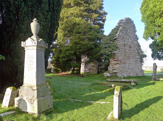 St Duthac's Church (remains of)