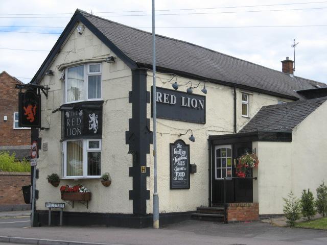 Barwell Red Lion Pub