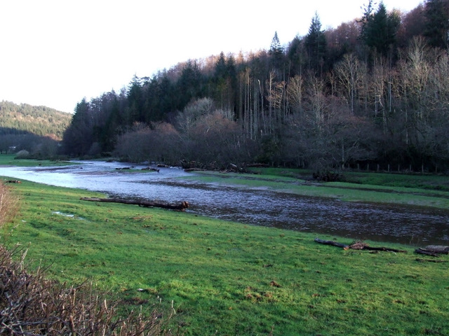 Flooding at Kip Water