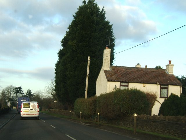 Cottage beside Wotton Road