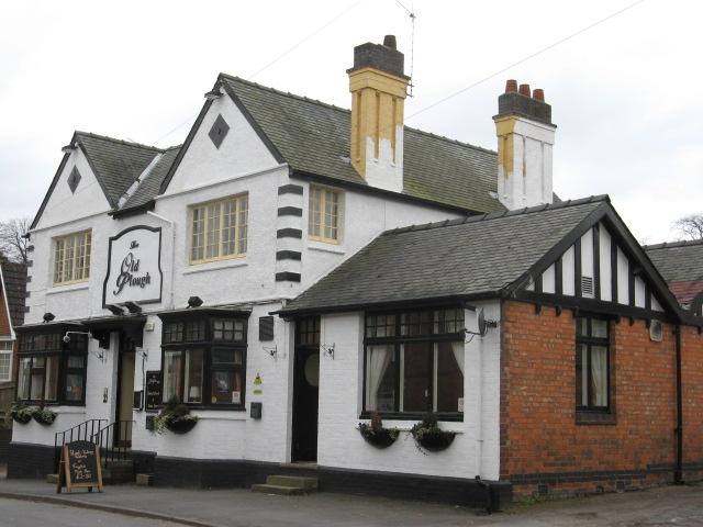 Birstall Old Plough Pub