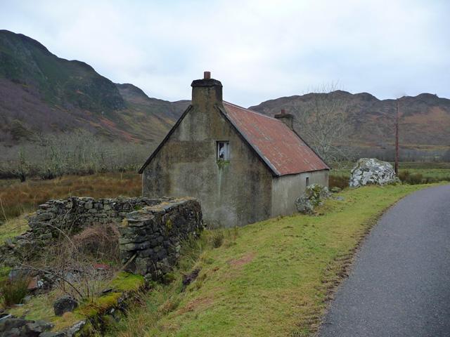 Cottage at Faddoch