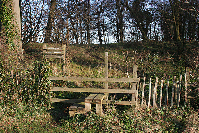 Access to Pepper Wood