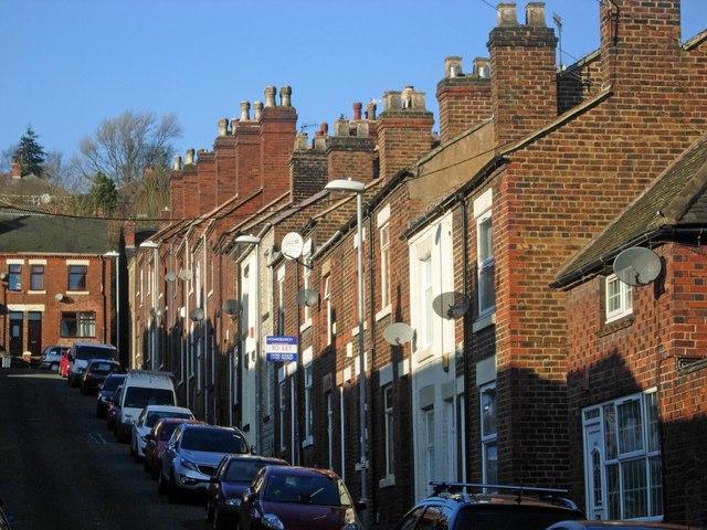 Frank Street, Stoke on Trent