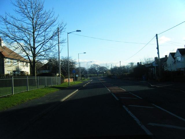 Upper Denbigh Road