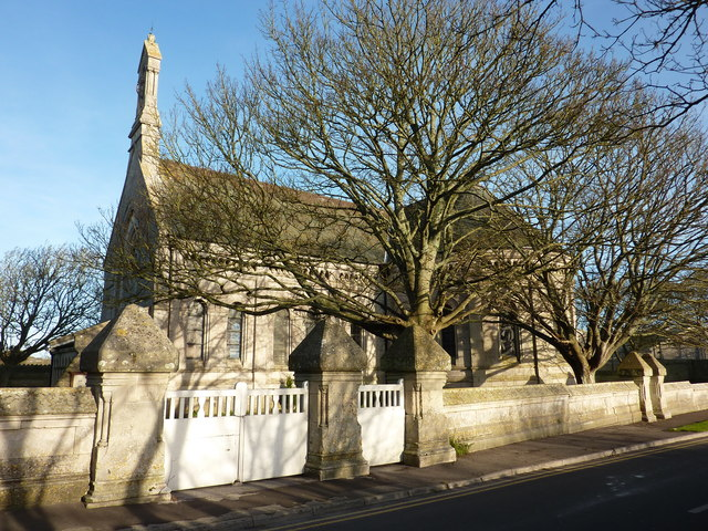 St Peter's Church, Grove Road, Portland