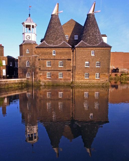 Clock Mill, Three Mills, Bow
