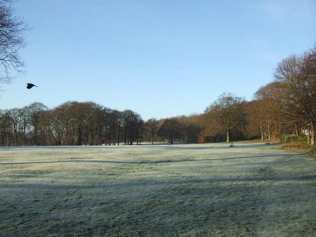 Beckett Park