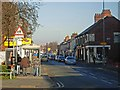 SJ8744 : London Road, Stoke on Trent by Stephen McKay