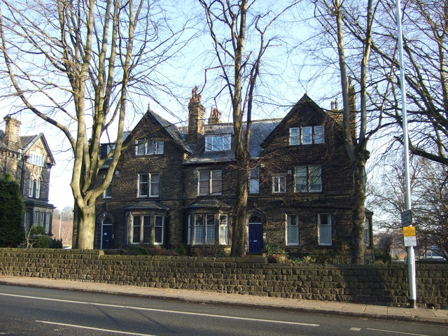 Houses on Otley Road