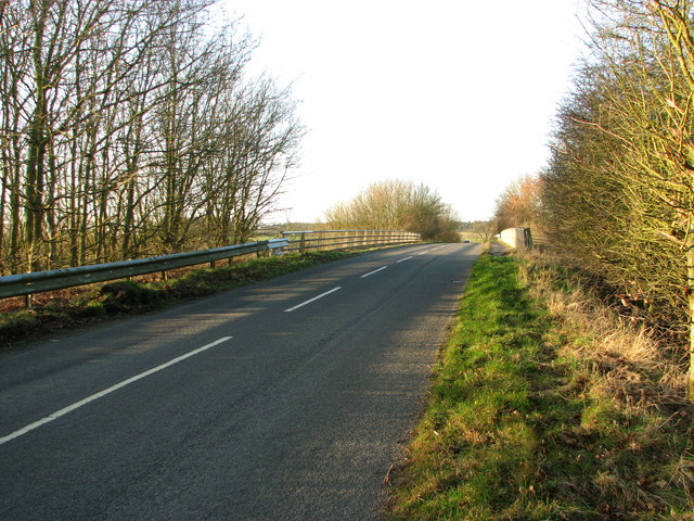 West Acre Road over the A17, Swaffham