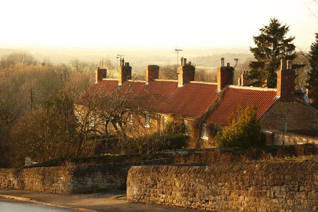 Burton cottages