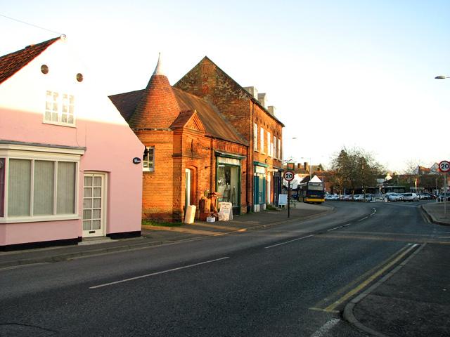 Shops in Swaffham
