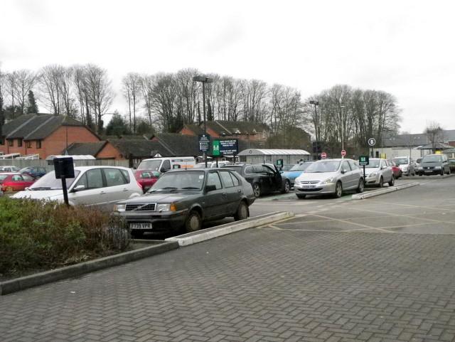 Car park, Warminster