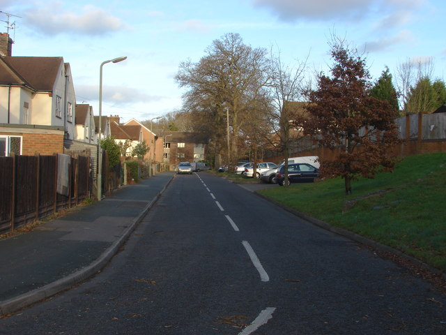 Mulgrave Way, Knaphill