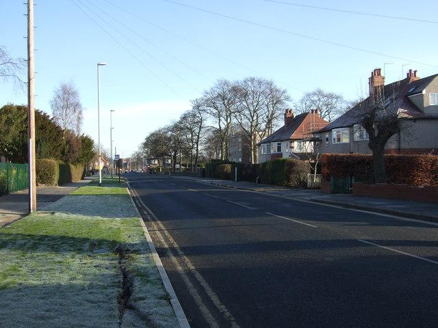 Stonegate Road (B6157)