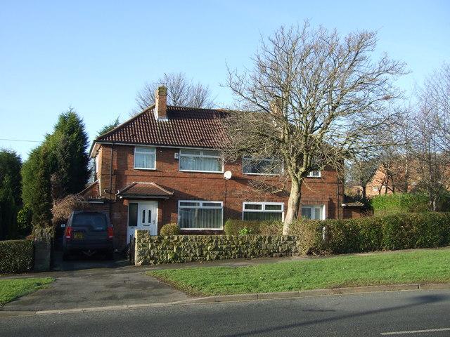 Houses on Spen Lane
