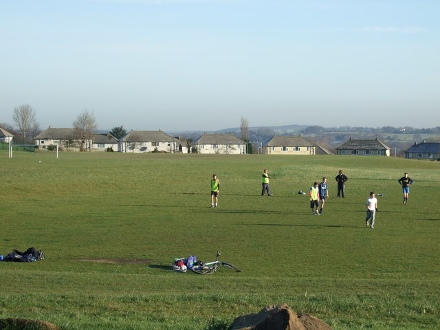Recreation ground, Low Farm