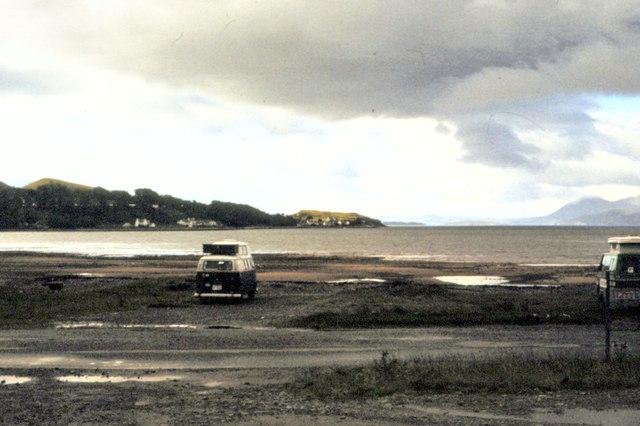 Applecross, Applecross Bay - 1981