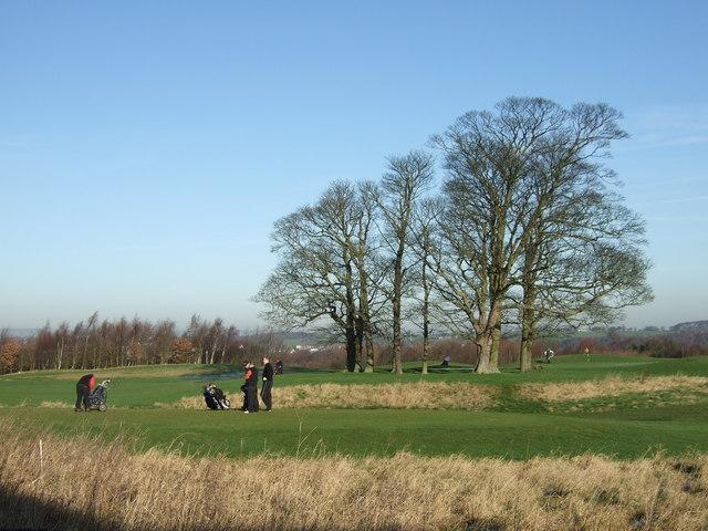 Cookridge Hall Golf Course