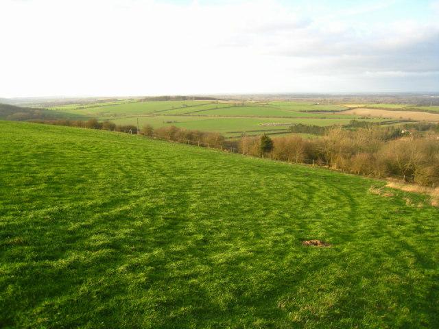 Edge of Cottington's Hill